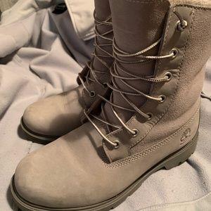 TIMBERLAND Sherpa boots